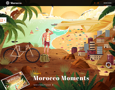 Expedia | Moments in Morocco