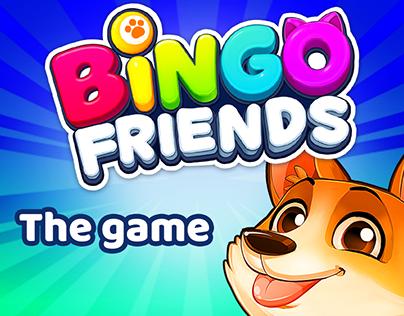 Bingo friends - The game