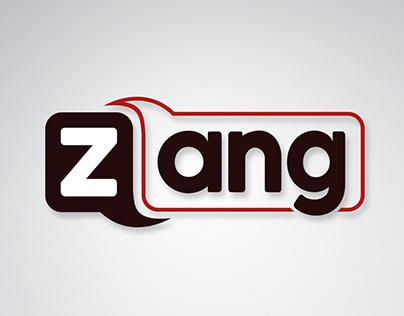 LOGOTYPE for Z ANG - translation & interpreting