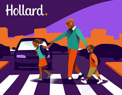 HOLLARD - insurance campaign - Mozambique