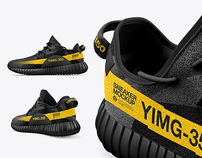 Sneaker Mockups