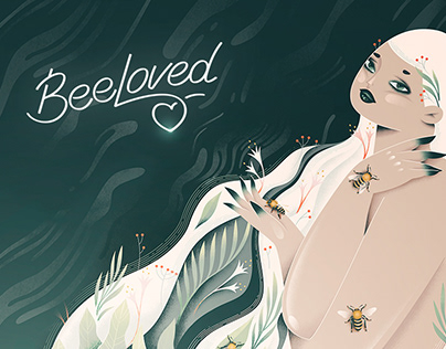 BeeLoved Art