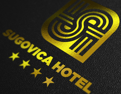 SUGOVICA HOTEL - logo refresh (after 30 years)