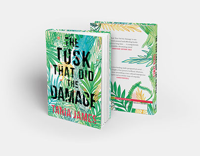 Book Cover: The Tusk That Did The Damage