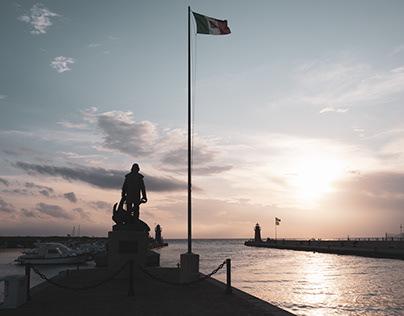 Castiglione della Pescaia - Sea Memorial