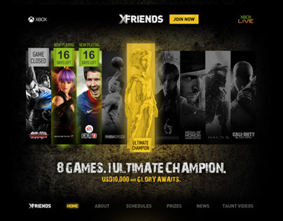 XBOX: xFriends - Join the Brawl