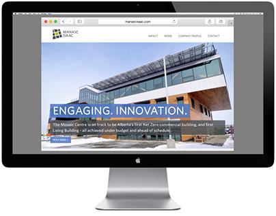 Manasc Isaac Architects Website