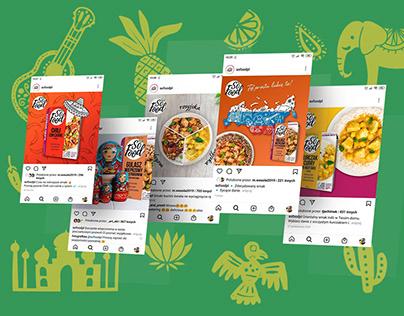 So Food - social media