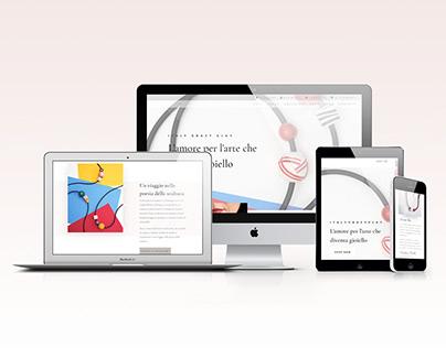 ItalyCrazyClay | Web Design