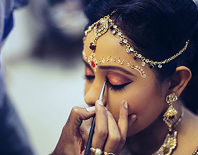 naturals bridal make up