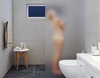 Bath & WC