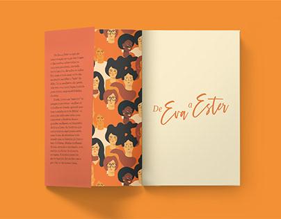 Livro - De Eva a Ester - Projeto Gráfico