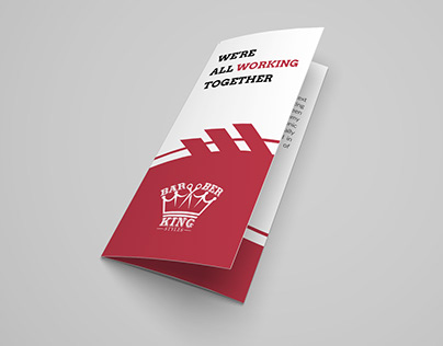 Tri-fold Brochure design with free download