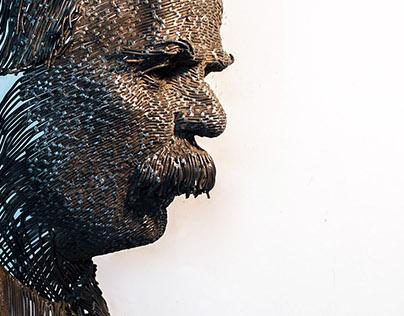 Dimitrie Paciurea, the sculptor