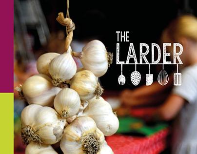 The Larder - Brand Guidelines