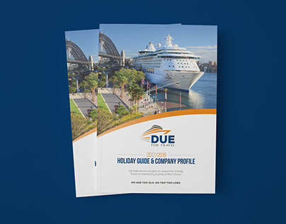 Due for Travel Brochure