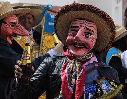 Fiesta de Pisac, Cuzco - Perú