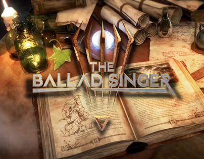 Motion Design for Ballad Singer