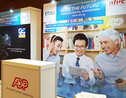 NTUC-U Future Leaders Summit 2018