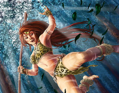 A wild Nidalee appears