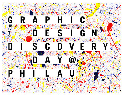 Graphic Design Discovery Day