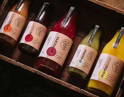 Raw Nest cold pressed juices