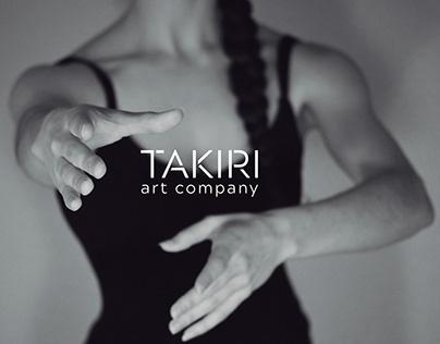 Takiri corporate identity