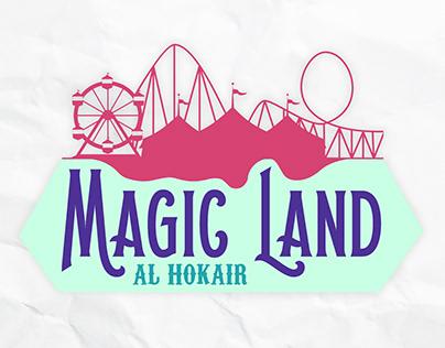 Magic Land Logo Idea