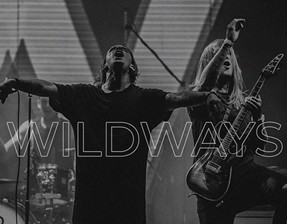 Wildways Band | Redesign