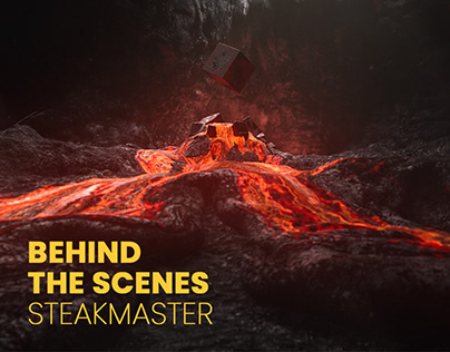 BEHIND THE SCENES - Steakmaster