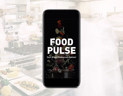 Unilever Foodpulse App Infographic
