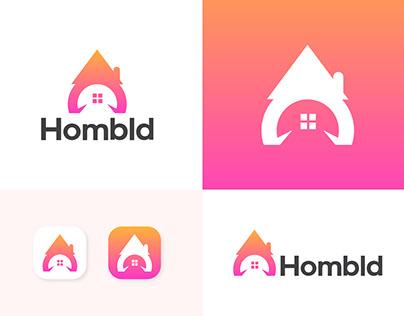 Hombld - Real Estate Branding Design