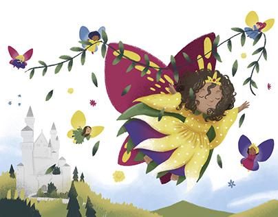The Queen of Butterflies