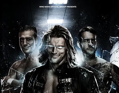 Elimination Chamber Official Poster