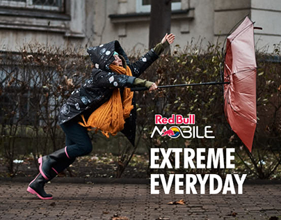 Video # RedBull Mobile: Extreme Everyday