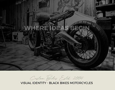 Black Bikes Motorcycles