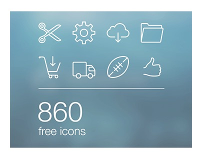 Free icons for IOS