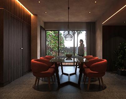 Interior appartment