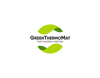 Corporate identity for GREEN THERMOMAT