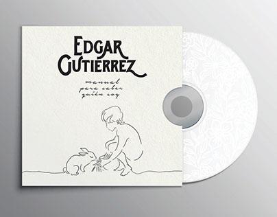 Cover Art Design for Edgar Gutiérrez