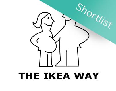 The ikea way on behance - Ikea schrankwand weiay ...