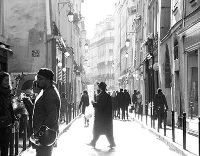 Being Jewish Paris 2016