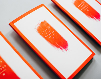 "Catalyst 2015: ""Awaken The Wonder"" Branding"