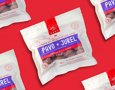 HANT BARF - Branding & packaging