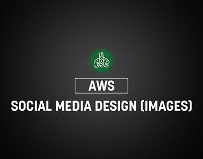 AWS- Social Media Design