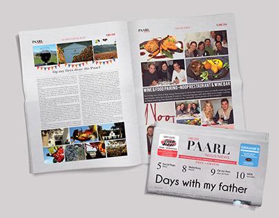 Paarl Nuus Newspaper
