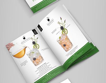 Receptenboekje Slow Tea  Pickwick