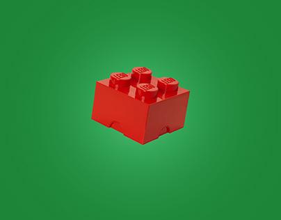 LEGO | o projeto