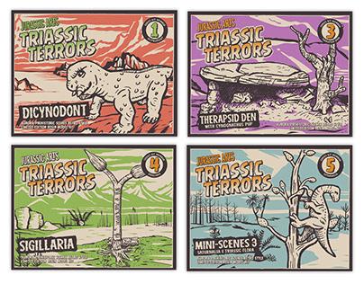 Jurassic Arts Triassic Terrors