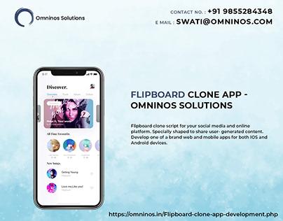 Flipboard Clone APP Script - Omninos Solutions